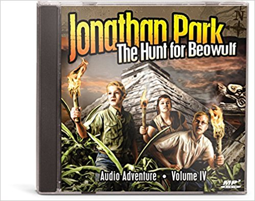 JONATHON PARK #4 HUNT FOR BEOWULF MP3