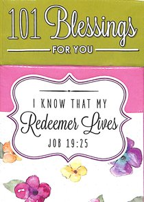 BOX OF BLESSINGS:101 BLESSINGS FOR YOU