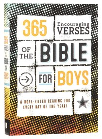 365 ENCOURAGING VERSES OF BIBLE-BOYS