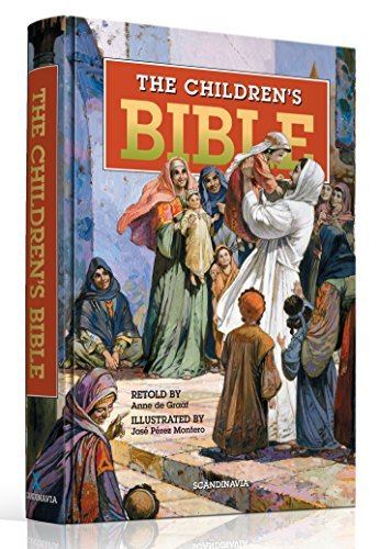 CHILDREN'S BIBLE , THE KJV