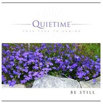 CD QUIETIME: BE STILL