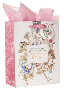 GIFT BAG MED:GRACE UPON GRACE