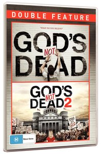 GOD'S NOT DEAD DOUBLE PACK 1 & 2