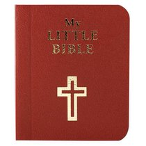 MY LITTLE BIBLE: MAROON