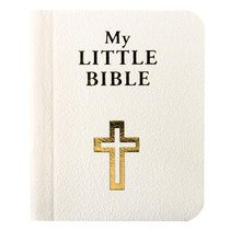 MY LITTLE BIBLE: WHITE
