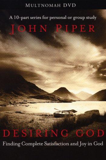 DESIRING GOD DVD