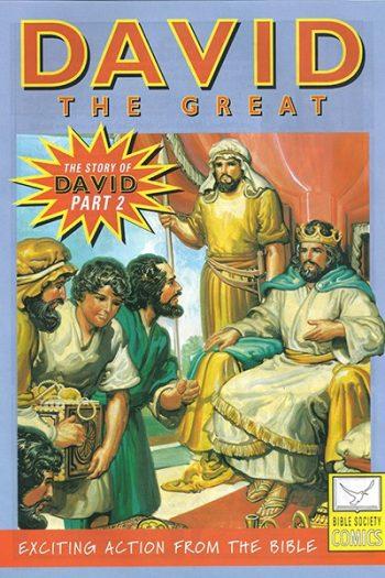 COMIC: DAVID 2, DAVID THE GREAT