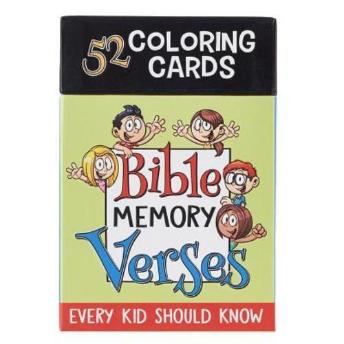 52 COLOURING CARDS FOR KIDS