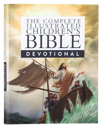 ILLUSTRATED CHILDRENS BIBLE DEVOTIONAL