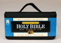 SCOURBY KJV BIBLE DRAMATIZED ON CD