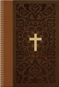 KJV COMPACT L/P REF BIBLE ANCIENT FAITH