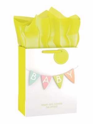 GIFT BAG: BABY BANNER MEDIUM