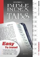 BIBLE TABS: HORIZONTAL SILVER EDGE