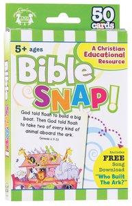 CARD GAME: BIBLE SNAP