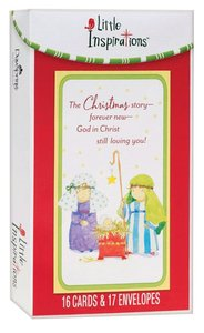 BOXED CHRISTMAS CARDS:CHRISTMAS STORY