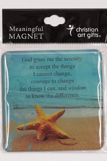 MAGNET: GOD GRANT ME THE SERENITY