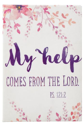 MAGNET: MY HELP COMES