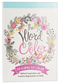 WORD IN COLOUR, THE:CARDS TO COLOUR