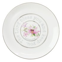 CERAMIC PLATE: THE LORD BLESS YOU