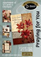 BOXED CARDS:PRAYING FOR YOU