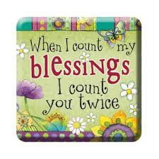 MAGNET: COUNT MY BLESSINGS