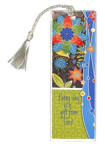 BOOKMARK, TASSEL: EVERY DAY A GIFT