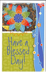 MAGNET: HAVE A BLESSED DAY