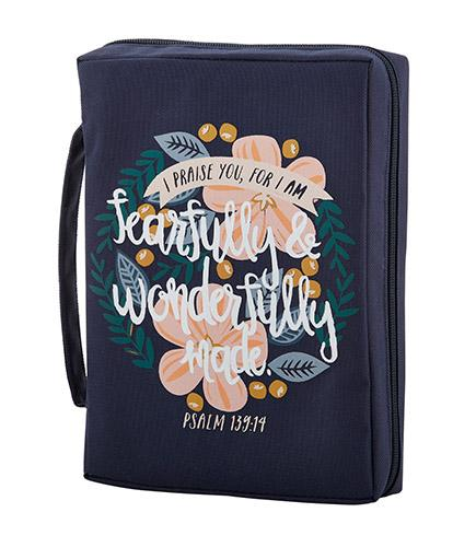 BIBLE COVER: WONDERFULLY MADE MEDIUM