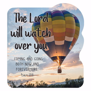 MAGNET: LORD WILL WATCH OVER YOU