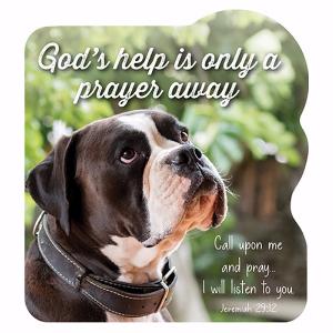 MAGNET: GOD'S HELP IS ONLY A PRAYER AWAY