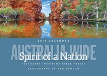 2019 CALENDAR: SPIRIT OF A NATION