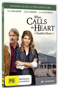 WHEN CALLS THE HEART #14:TROUBLED HEARTS