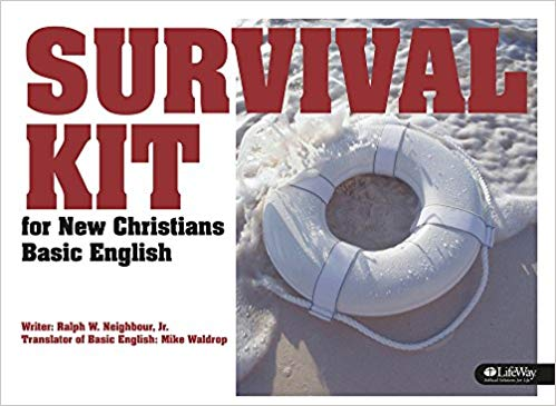 SURVIVAL KIT FOR NEW CHRISTIANS