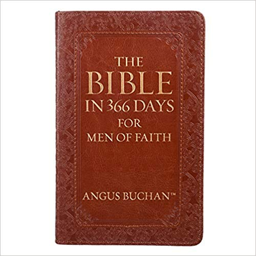BIBLE IN 366 DAYS FOR MEN OF FAITH, THE