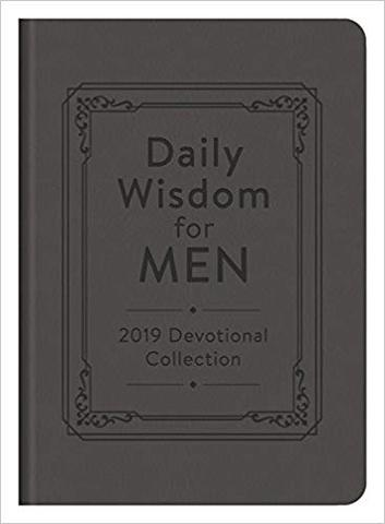 DAILY WISDOM FOR MEN 2019 COLLECTION
