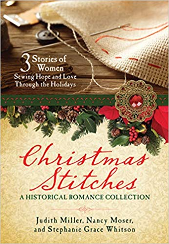 CHRISTMAS STITCHES: 3 ROMANCES