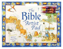BIBLE ARTIST PAD, THE