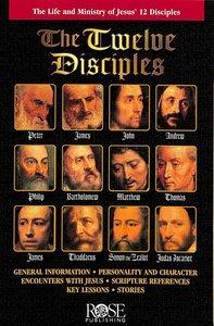 PAMPHLET:THE TWELVE DISCIPLES