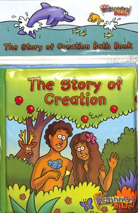 STORY OF CREATION BATH BOOK