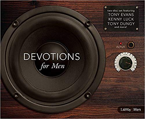 AUDIO CD: DEVOTIONS FOR MEN