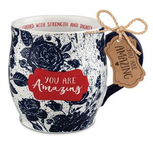 CERAMIC MUG:YOU ARE AMAZING
