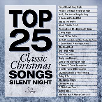 TOP 25 CLASSIC CHRISTMAS:SILENT NIGHT