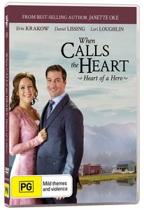 WHEN CALLS THE HEART#15 HEART OF A HERO