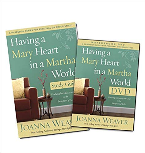 HAVING A MARY HEART DVD BIBLE STUDY PACK