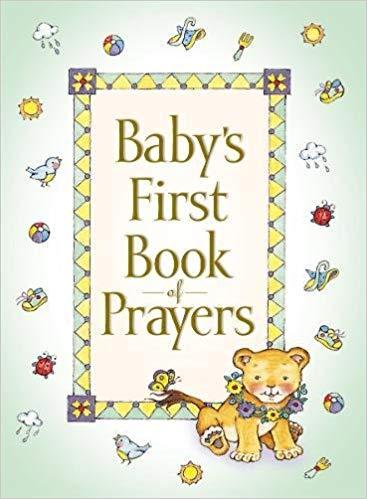 BABY'S FIRST BOOK OF PRAYERS HC