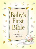 BABY'S FIRST BIBLE HC