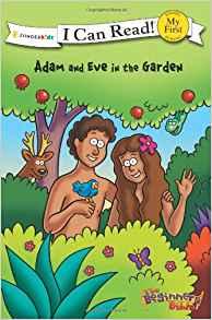 I CAN READ: ADAM & EVE