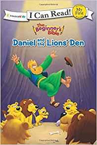 I CAN READ: DANIEL & LIONS DEN