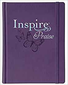 NLT INSPIRE PRAISE BIBLE PURPLE