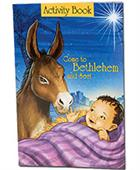 COME TO BETHLEHEM AND SEE ACTIVITY BOOK